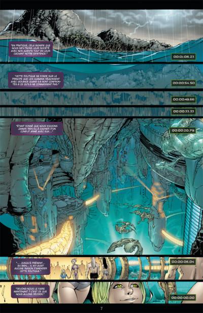 Page 4 fathom - origines tome 1 - la rage de killian
