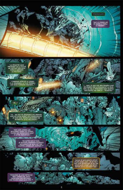 Page 5 fathom - origines tome 1 - la rage de killian