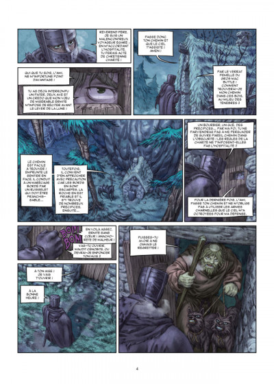 Page 2 ivanhoe tome 2 l'assaut de torquilstone