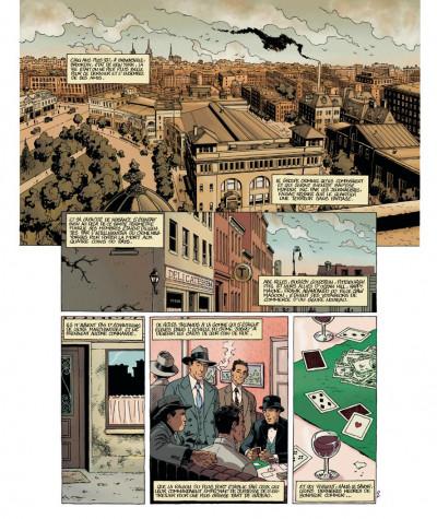 Page 1 mafia story tome 4 - murder inc. tome 2/2