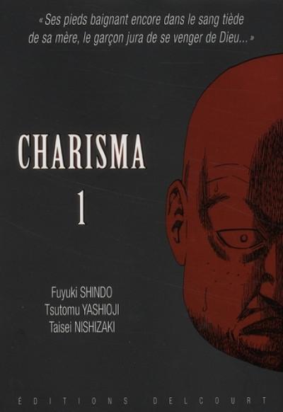 Couverture charisma tome 1