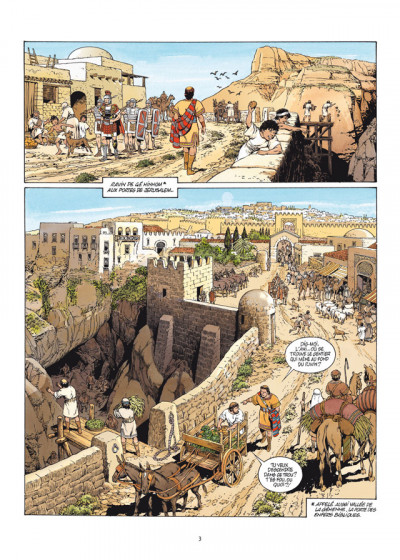 Page 1 Ben Hur tome 4 - golgotha