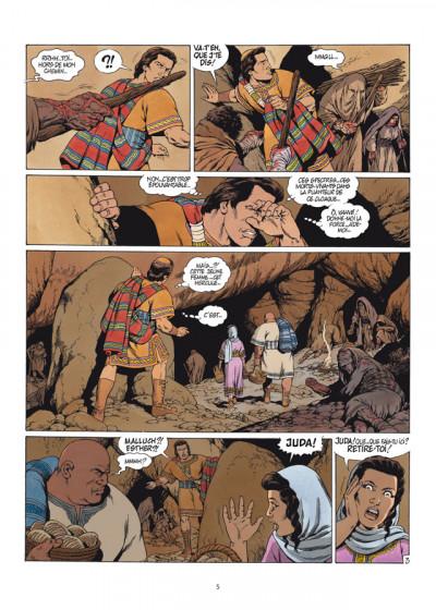 Page 3 Ben Hur tome 4 - golgotha