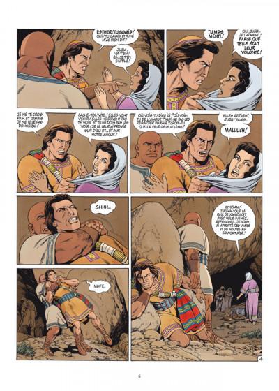 Page 4 Ben Hur tome 4 - golgotha