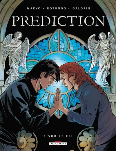 image de prédiction tome 3 - sur le fil