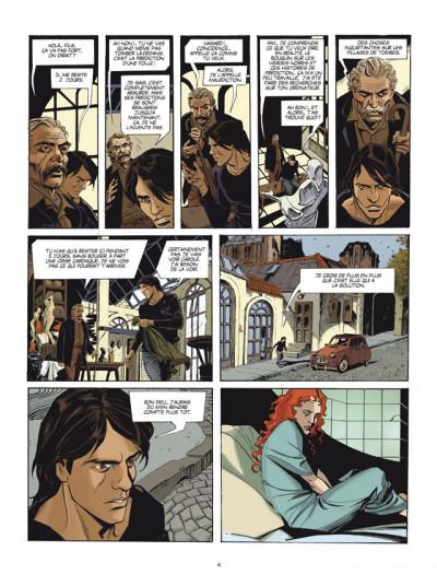 Page 4 prédiction tome 3 - sur le fil