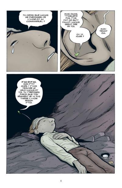 Page 4 bone tome 7 - les cercles fantômes - couleur