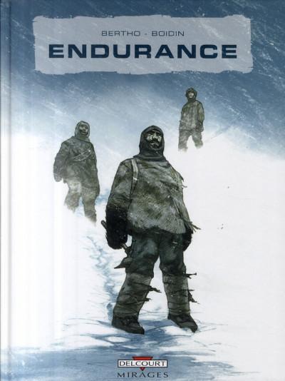 Couverture endurance