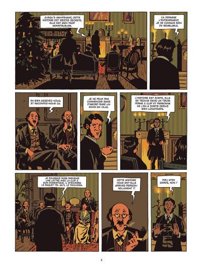 Page 4 le tour d'écrou, d'henry james