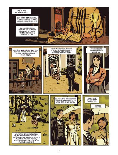 Page 5 le tour d'écrou, d'henry james