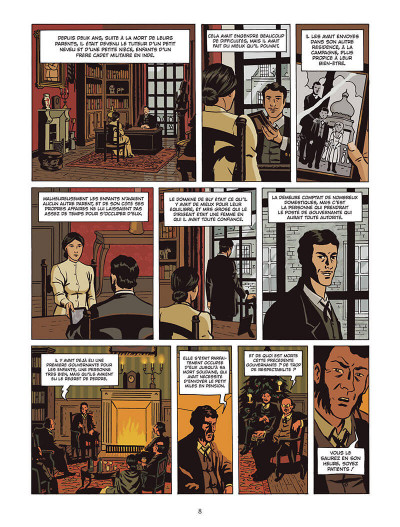Page 8 le tour d'écrou, d'henry james