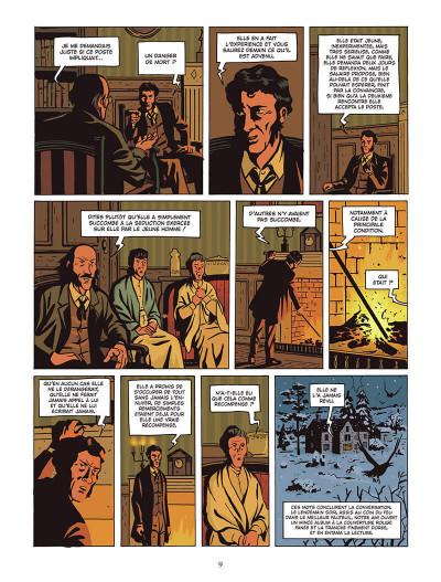Page 9 le tour d'écrou, d'henry james