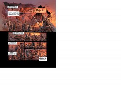 Page 1 les fléaux d'enharma tome 1 - le terreau des braves