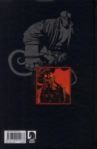 Dos hellboy tome 9 - l'appel des ténèbres