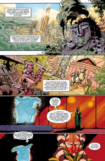 Page 1 star wars - the clone wars ; mission 1 : esclaves de la république