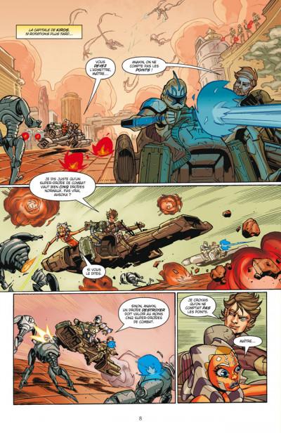 Page 4 star wars - the clone wars ; mission 1 : esclaves de la république
