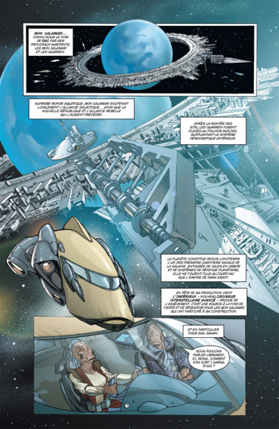 Page 4 star wars - legacy tome 4 - indomptable
