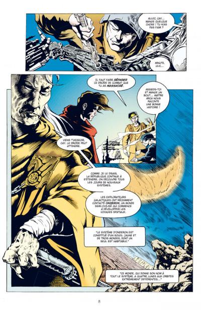 Page 1 Star wars - la légende des jedi tome 3