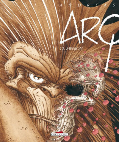Couverture arq tome 12 - mission