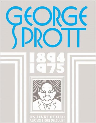 image de georges sprott ; 1894-1975