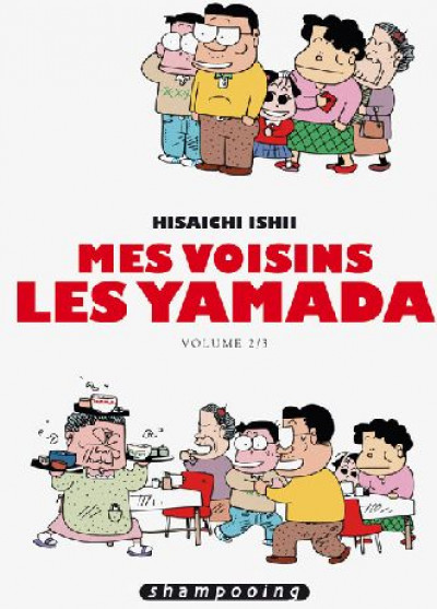image de mes voisins les yamada tome 2