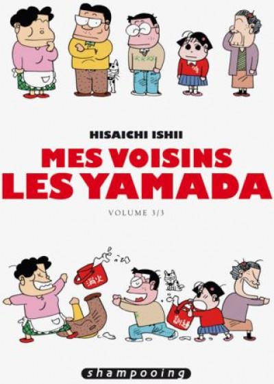 image de mes voisins les yamada tome 3