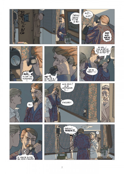 Page 2 les ailes de plomb tome 6 - neu-neu