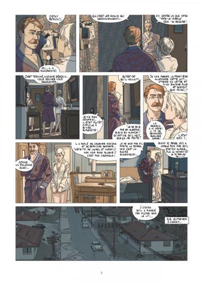 Page 3 les ailes de plomb tome 6 - neu-neu