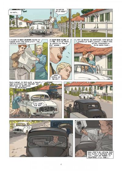 Page 4 les ailes de plomb tome 6 - neu-neu