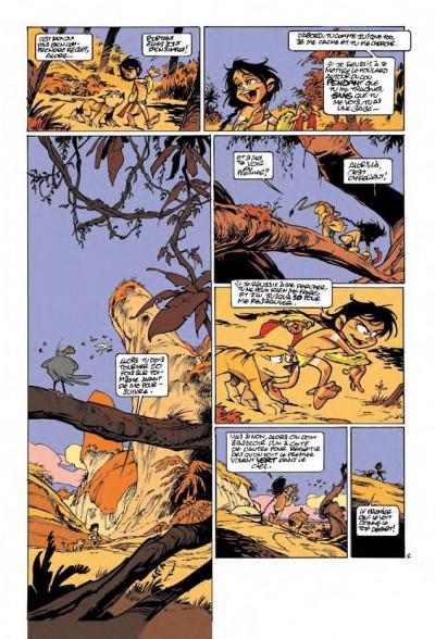 Page 1 nävis tome 5 - princesse nävis