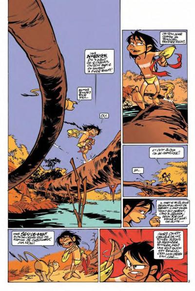 Page 2 nävis tome 5 - princesse nävis