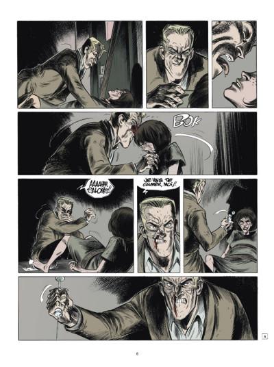 Page 4 testament du docteur m tome 3 - l'origine du mal