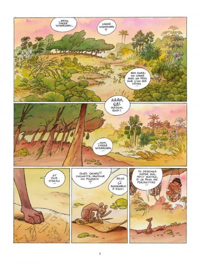 Page 1 kheti, fils du nil tome 4 - le jugement d'osiris