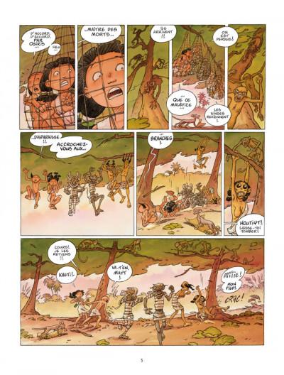 Page 3 kheti, fils du nil tome 4 - le jugement d'osiris