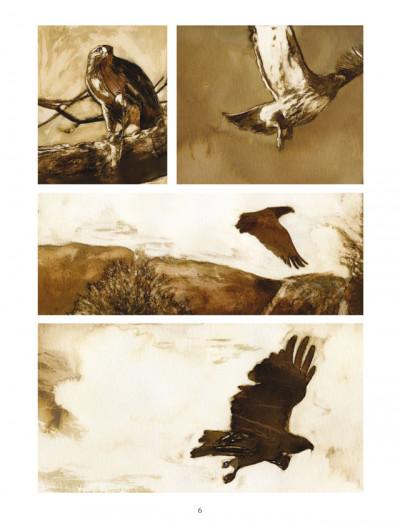 Page 2 Fritz Haber tome 3 - un vautour, c'est déjà presque un aigle...
