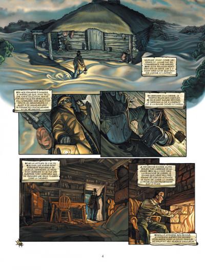 Page 2 le scarabée d'or