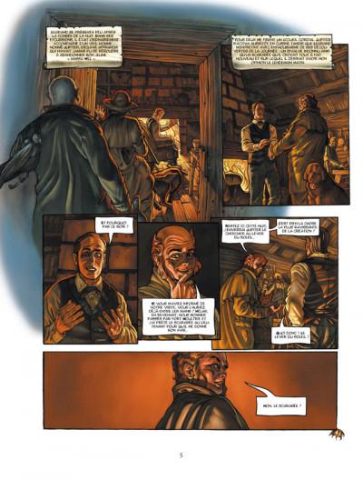 Page 3 le scarabée d'or