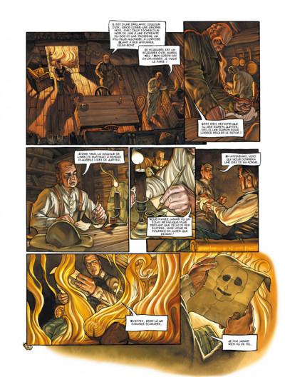 Page 4 le scarabée d'or