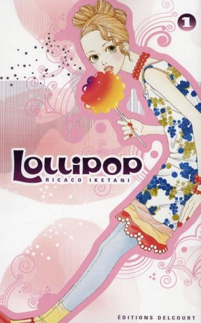 Couverture lollipop tome 1