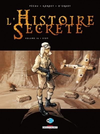 image de l'histoire secrète tome 16 - sion