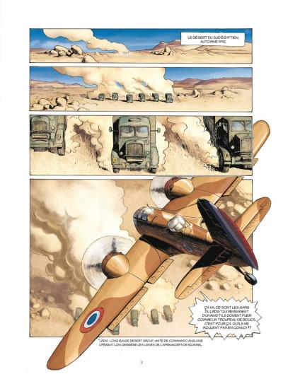 Page 1 l'histoire secrète tome 17 - opération kadesh