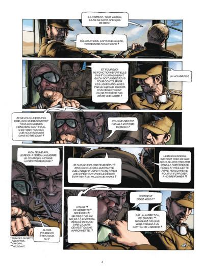 Page 2 l'histoire secrète tome 17 - opération kadesh