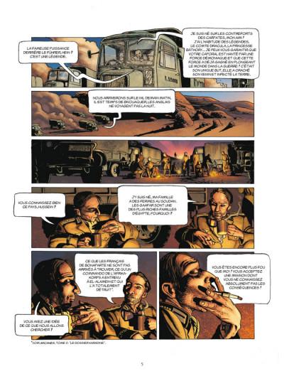 Page 3 l'histoire secrète tome 17 - opération kadesh