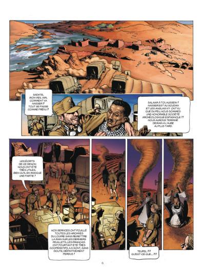 Page 4 l'histoire secrète tome 17 - opération kadesh