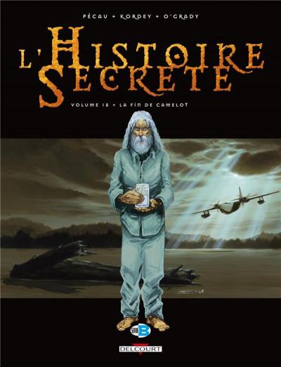 Couverture l'histoire secrète tome 18 - l'âge du verseau