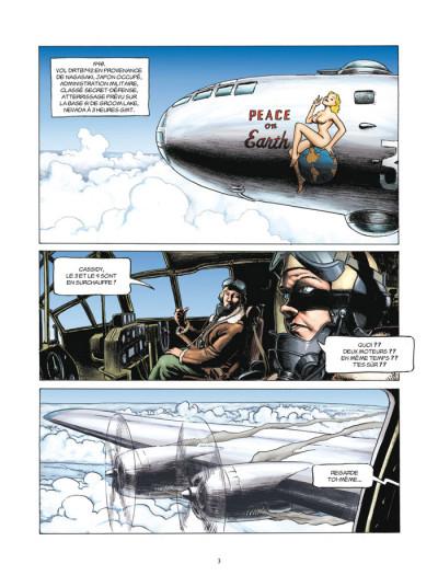Page 1 l'histoire secrète tome 18 - l'âge du verseau