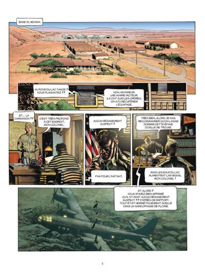 Page 3 l'histoire secrète tome 18 - l'âge du verseau