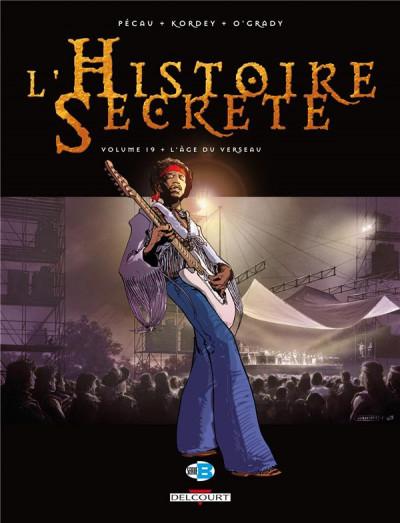 image de L'histoire secrète tome 19 - l'âge du verseau