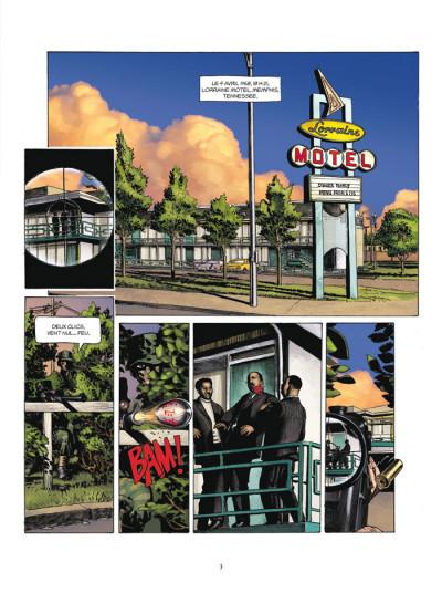 Page 1 L'histoire secrète tome 19