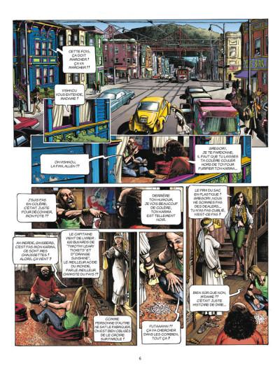 Page 4 L'histoire secrète tome 19